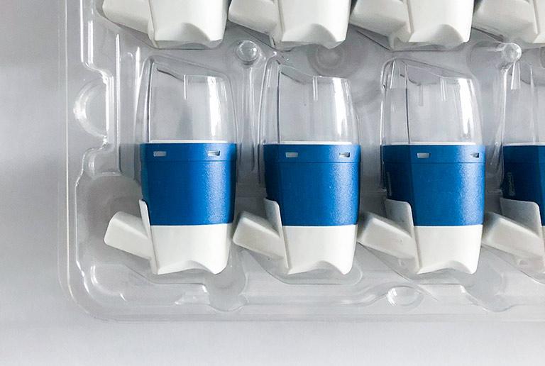Pharma Tray-Handling